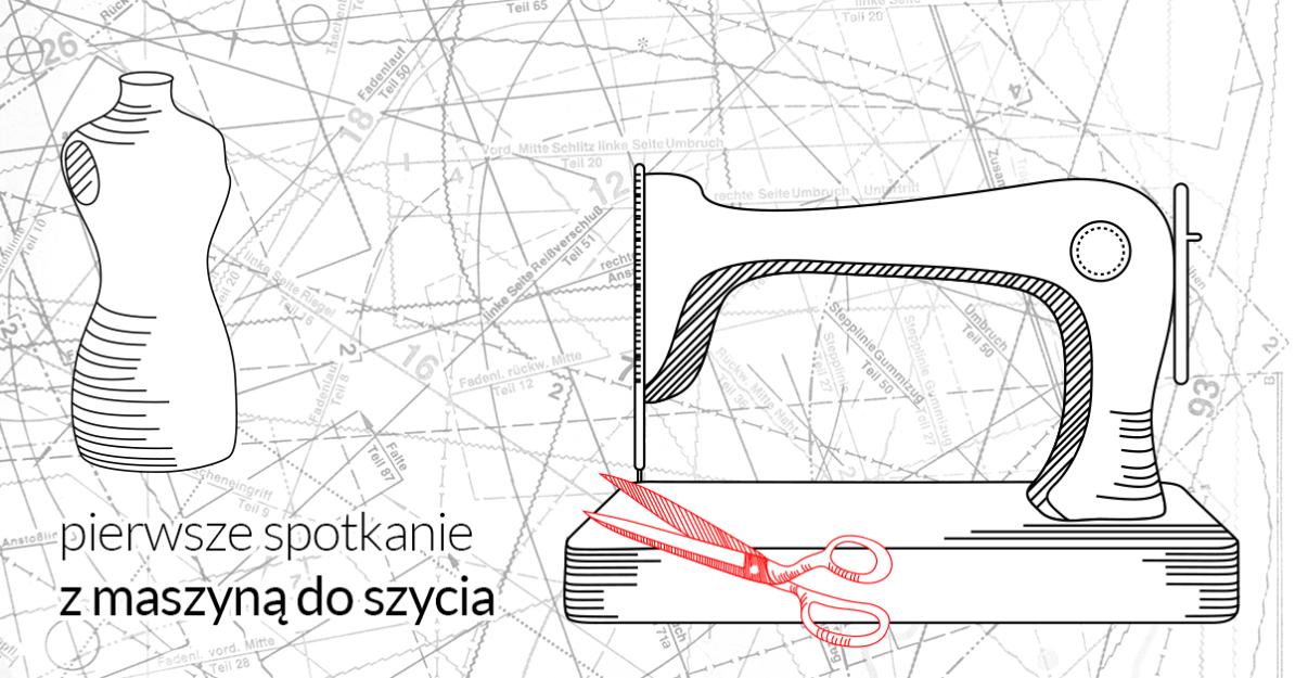 Ilustracja wpisu o kursie szycia na maszynie w Katowicach