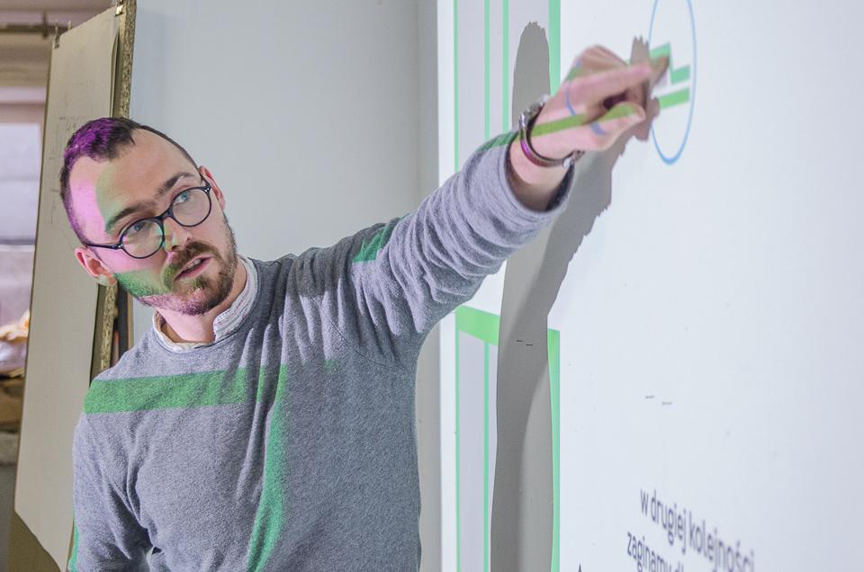 Ilustracja wpisu owarsztatach introligatorskich - drMichał Chojecki